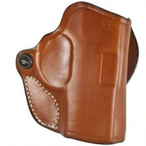 DeSantis Mini Scabbard Holster GLOCK 43 w/TLR6 Right Tan
