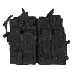 Fox Outdoor Tactical Quad Stack Black 57-431
