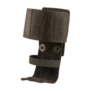 Boston Leather 5487 Deluxe Adjustable Radio Holder Nylon Black 5487-5