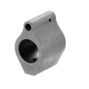 """DoubleStar AR-15 Low Profile Gas Block .625"""" Diameter Steel Black DSC750L"""