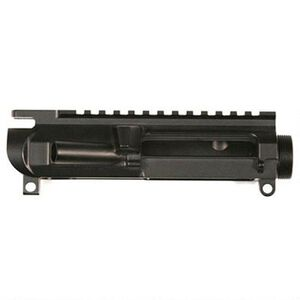 Noveske Rifleworks Gen III AR-15 Stripped Upper Receiver Precision Machined Billet Aluminum Type III Hard Coat Anodized Mil-Spec AR-15 Part Compatible Matte Black