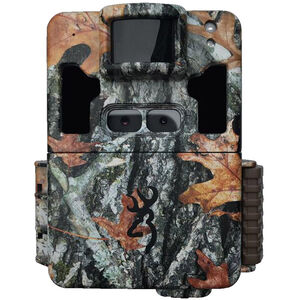 """Browning Trail Cameras Dark Ops Pro XD 1.5"""" Color Viewing Monitor IR LEDs 24MP 6 AA Batteries Polymer Camo Case"""