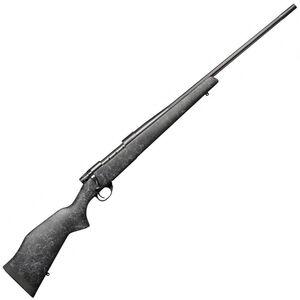"Weatherby Vanguard Wilderness Bolt Action Rifle .25-06 Remington 24"" Barrel 5 Rounds Carbon Fiber Composite Stock Matte Blued Finish"
