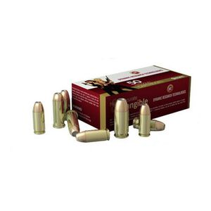 DRT Terminal Shock .40 S&W Ammunition 20 Rounds 105 Grain Lead Free Frangible JHP 1386fps