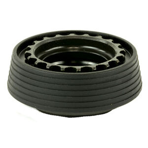 Spikes Tactical Delta Ring Assembly with Mil-Spec Barrel Nut Matte Black Finish