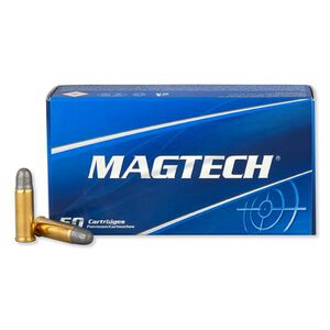 MagTech Sport .32 S&W Long 98 Grain LRN 50 Round Box