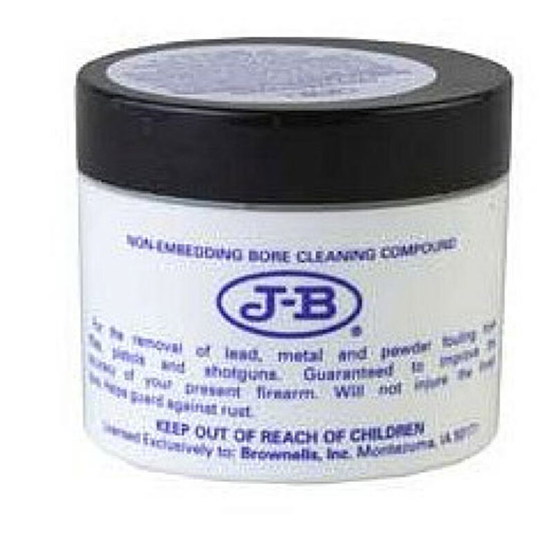 J-B Non-Embedding Bore Cleaning Compound 2 oz.