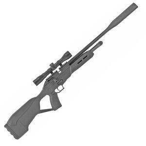 "RWS/Umarex, Fusion 2 .177 Caliber Co2 Air Rifle 700 fps 18.5"" Barrel Synthetic Stock 4x32 Scope Black"