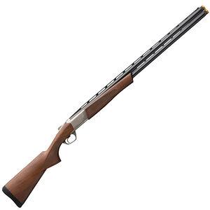 "Browning Cynergy CX 12 Gauge Over/Under Shotgun 30"" Barrels 2 Rounds Ivory Bead Sight Black Walnut Stock Two Tone Finish"