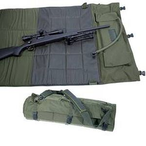 BLACKHAWK! Pro-Shooters Mat Olive Drab Green 80CM00OD