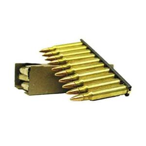 Federal American Eagle .223 Rem Ammunition on Stripper Clips 55 Grain FMJBT 3240 fps