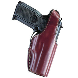 Bianchi 19L Belt Holster Right Hand Fits HK USP40/ USP45/ P30 Leather Tan