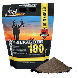 Ani-Logics Outdoors Mineral Dirt 180 Dry 10lb With Ani-Shield