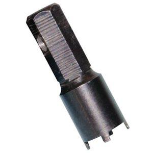 Wheeler Delta Series AR-15 Front Sight Tool 4 Prong Steel Black 156437