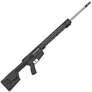 "Alex Pro Firearms Target 6.5 Creedmoor Semi Auto Rifle 24"" Barrel 20 Rounds M-LOK Free Float Hand Guard Magpul PRS Stock Matte Black"
