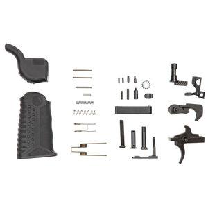 Battle Arms Development Enhanced Lower Parts Kit Package X Complete Kit Matte Black Finish