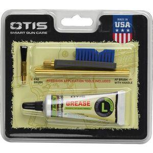 Otis Firearm Grease 5 oz. Tube Maximum Friction Protection with Brush