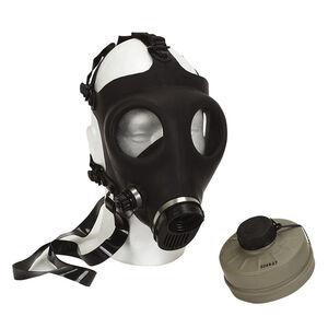 Israeli Adult Civilian Gas Mask and Sealed Filter Unissued