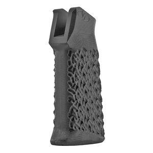 VZ Grips Stipple Gen 2 Pistol Grip For AR-15 G-10 Black