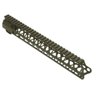 Timber Creek Outdoors Enforcer 13 Inch Hand Guard M-LOK OD Green Cerakote M E13 HG OD