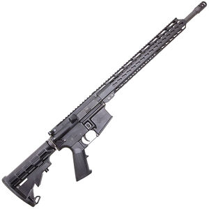 "ATI RIA MILSPORT AR-15 Semi Auto Rifle .450 Bushmaster 16"" Barrel 5 Rounds Aluminum Receivers 15"" Freefloat Keymod Handguard Collapsible Stock Black Finish"
