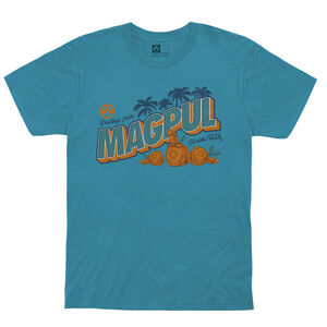 Magpul PMag T-Shirt Short Sleeve Color Blue Size Large