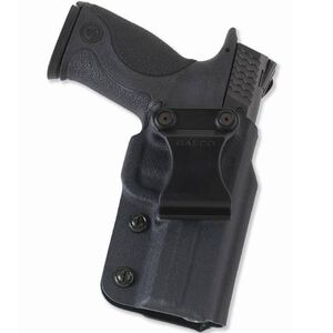 Galco Triton Inside the Pants Holster GLOCK 26, 27, and 33 Right Hand Kydex Black Finish TR286