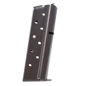 Metalform 1911 Government/Commander Full Size Magazine 9mm Luger 9 Rounds Stainless Steel Construction Natural Finish