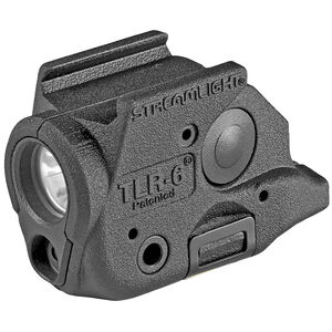 Streamlight TLR-6 Tac Light with Red Laser 100 Lumens Fits Springfield Hellcat