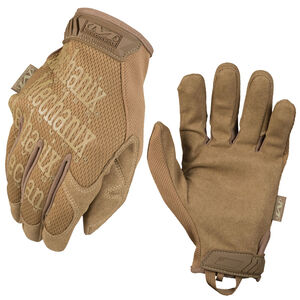 Mechanix Wear Original Coyote Glove Size X-Large Coyote Tan