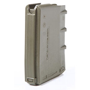 HERA USA H1 AR-15 Magazine 5.56 NATO 10 Rounds Polymer Construction OD Green Finish
