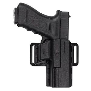 Uncle Mike's Reflex Pancake Holster Beretta 92FS, 96A1, Taurus PT 92 AF Right Hand Kydex Black 74201