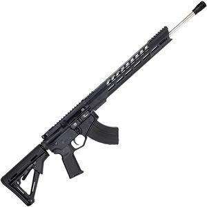 "Diamondback DB15 Black Gold Series .224 Valkyrie AR-15 Semi Auto Rifle 20"" Heavy Barrel 28 Rounds 15"" M-LOK Handguard Collapsible Stock Black Finish"