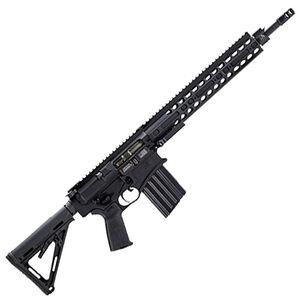 "DRD Tactical M762 6.5 Creedmoor AR-308 Semi-Auto Rifle 16"" Barrel 20 Rounds Optics Ready Magpul MOE Stock Black Finish"