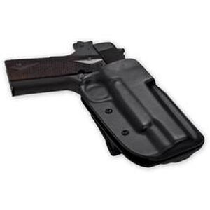 Blade-Tech OWB Holster For GLOCK 17/22 With X300 Light Right Hand Polymer Black HOLX000924121455