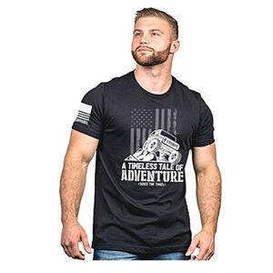 Nine Line Apparel Timeless Tales Of Adventure Men's T-Shirt
