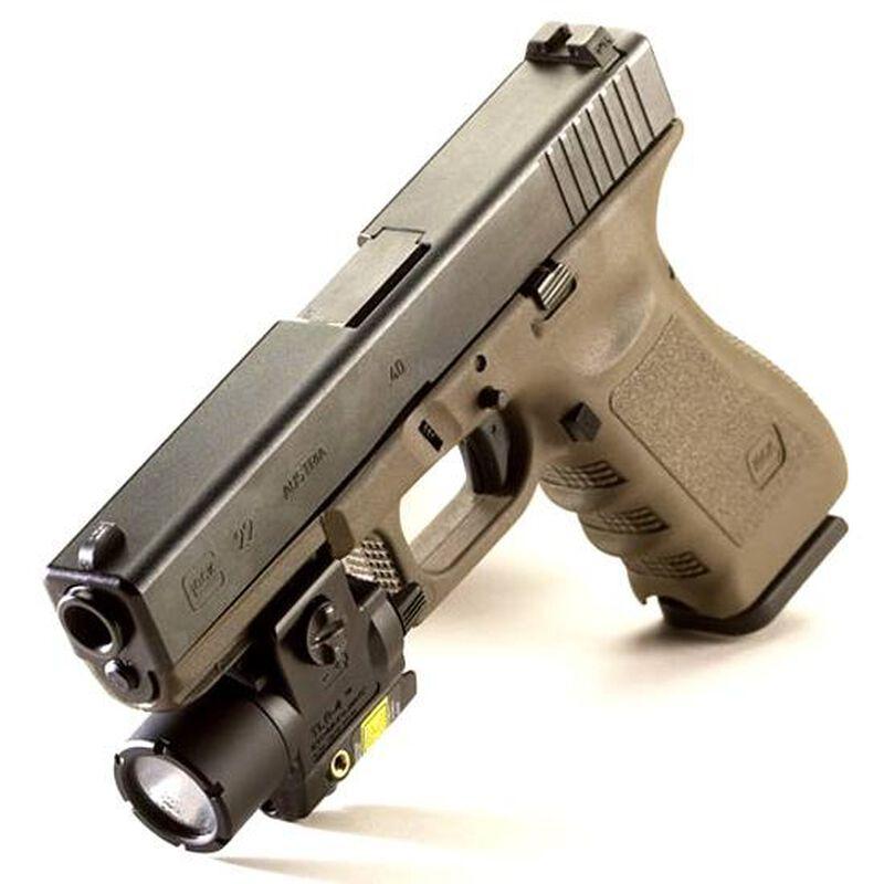 Streamlight pistol light