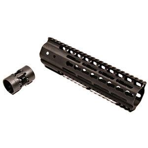 "Noveske N4 Hybrid NHR AR-15 Free Float Handguard 9"" Keymod Aluminum Black 05000458"