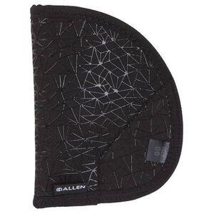 """Allen Spiderweb Revolver 2"""" to 3"""" Pocket Holster Size 00 Ambidextrous Black 44902"""