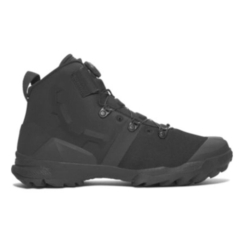 "Under Armour Performance UA Infil Men's 7"" Tactical Boot Synthetic/Textile/Rubber Size 13 Black"