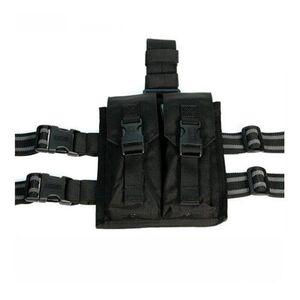BLACKHAWK! Omega Elite M16 Mag Pouch Nylon Black 561601BK