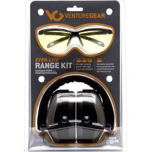 VentureGear Ever-Lite Range Kit, Earmuff and Shooting Glasses
