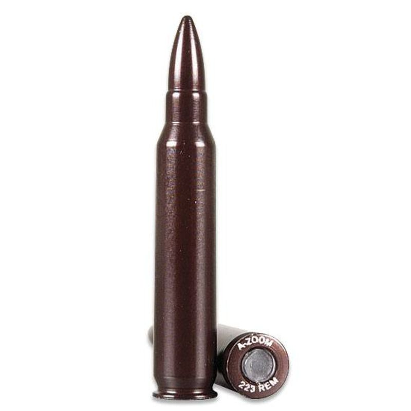 A-Zoom Snap Caps for .223 Remington Two Pack