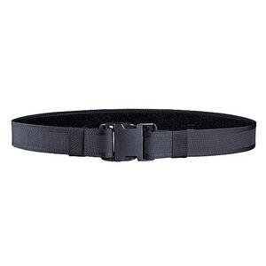 """Bianchi 7202 Gun Belt 34-40"""" Waist 1.75"""" Quick Release Buckle Polymer Nylon Black 17871"""