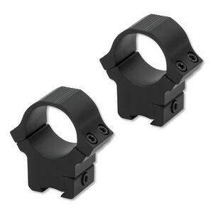 "Sun Optics .22 Sport Rings 1"" Medium 3/8"" Dovetail Black SM754"