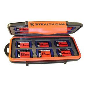 Stealth Cam SD Card Holder 12 SD Card Slots