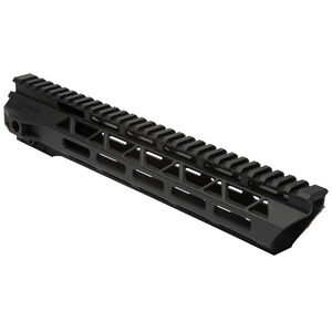 "Firefield AR-15 Fringe M-LOK Free Float Handguard 12"" Carbon Fiber Black"
