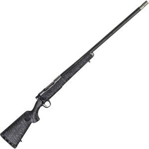 "Christensen Arms Ridgeline 7mm-08 Rem Bolt Action Rifle 24"" Threaded Barrel 4 Rounds Carbon Fiber Composite Sporter Black/Gray Stock Carbon Fiber/SS"