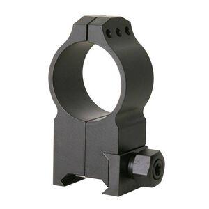 30mm Warne Tactical Rings Ultra High Black Matte