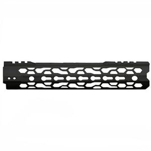 "Odin Works O2 Lite AR-15 Keymod Free Float Hand Guard 9.5"" Aluminum Black F-9-KM-O2"